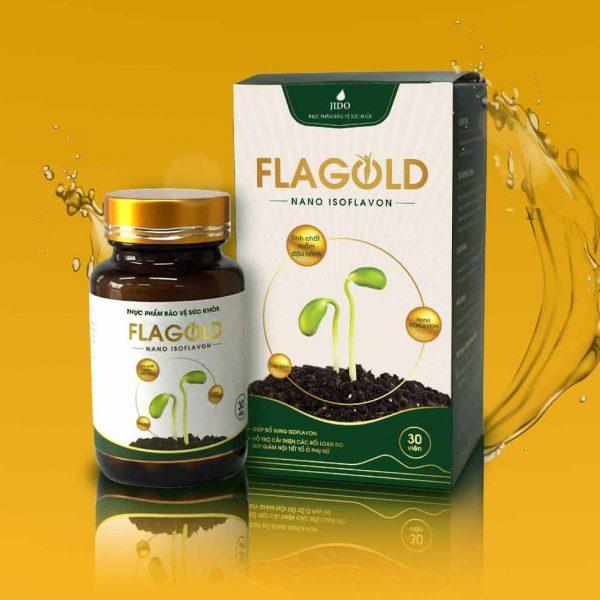 Nano mầm đậu nành FlaGold giá bao nhiêu tiền? Mầm đậu nành Flagold review chi tiết