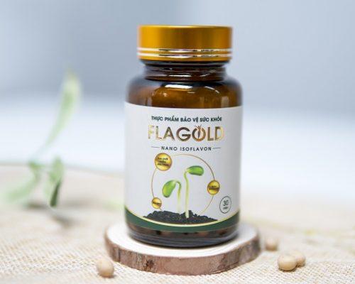 Nano mầm đậu nành FlaGold có tác dụng gì? Có tốt không? Review webtretho chi tiết